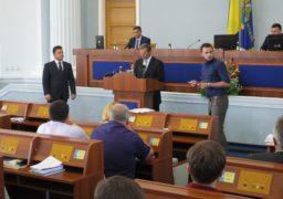 Президент України нагородив депутатів черкаської облради
