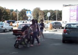Черкаська вихованість, або навпростець через дорогу