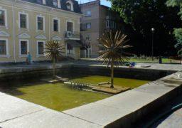 Міські водограї очищають напередодні свята