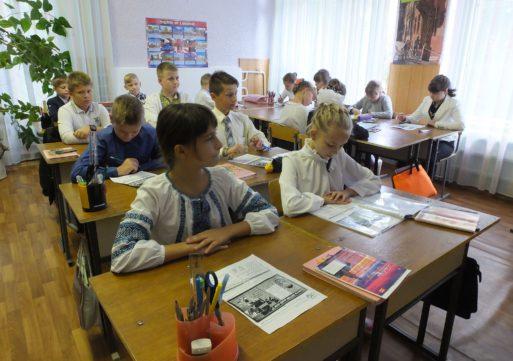 У Черкасах є школа, де панує домашня атмосфера