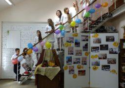 Міський голова відкрив новий клас образотворчого мистецтва