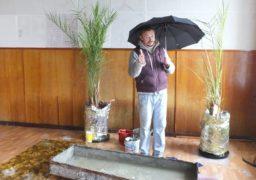 Черкаський драмтеатр заливає дощем