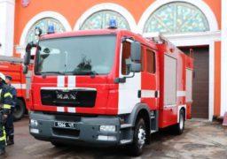 Відтепер у розпорядженні черкаських рятувальників – нова техніка