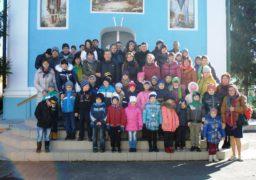 Черкаські школярі відвідали Красногірський монастир
