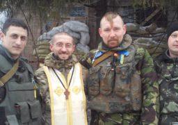 Військовий капелан у Черкасах: «Тільки любов здатна на перемогу»