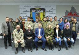 Група «Патріот» із Черкас вже два роки звільняє військовополонених