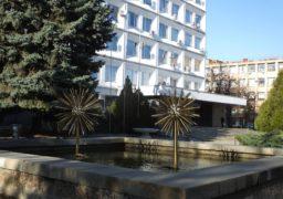 Черкаські фонтани вимкнули на зимовий період