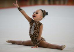 У Черкасах змагалися гімнасти з усієї України