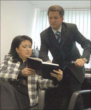 Людмила Супрун із чоловіком Миколою