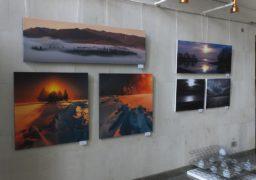 У краєзнавчому музеї відкрили щорічну виставку сучасного мистецтва
