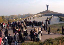 Черкащани відзначили День визволення України від нацистських загарбників