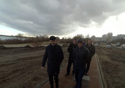 В Черкасах завершується будівництво нової вулиці
