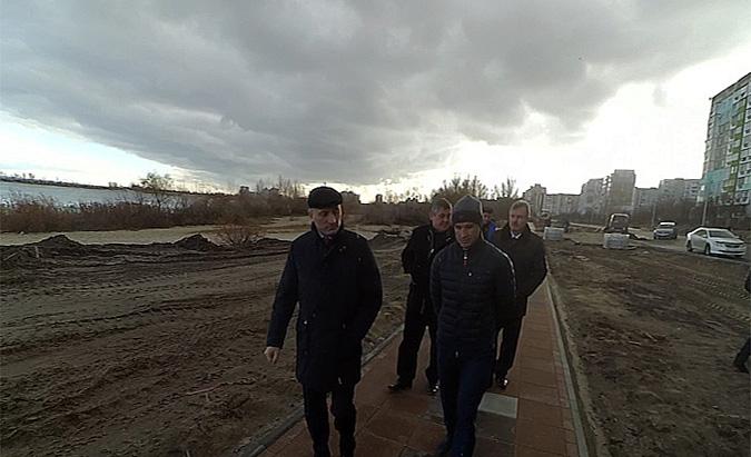 Будівництво вулиці Героїв Дніпра в Черкасах