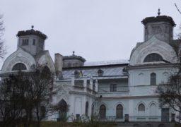 Велич Корсунського замку зачаровує