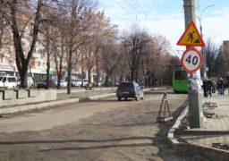 Черкащани схвалюють процес реконструкції бул. Шевченка