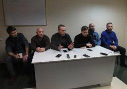 Представники черкаської громадськості зустрілись із Хатією Деканоїдзе