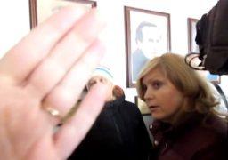 Батьки учнів школи №17 перешкоджали професійній діяльності журналістів «Антени»