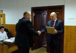 На сесії Черкаської міськради нагородили кращих депутатів