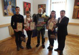 У Черкасах лауреатам премії Нарбута вручили грошові винагороди