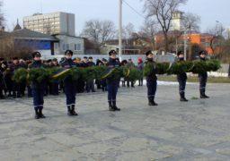 Черкащани відзначили День визволення міста від фашистських загарбників