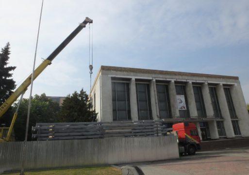 До кінця року черкаський театр повинні «накрити»