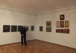 У Черкасах презентували виставку емальєрного мистецтва