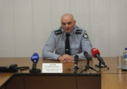 Новопризначений керівник обласної поліції поспілкувався з журналістами