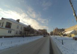 В Черкасах погіршення погодних умов. На Митниці нечищені дороги