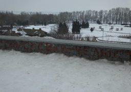 Вандали обмалювали оглядовий майданчик у черкаському сквері