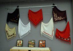 У Черкасах відкрилась унікальна виставка вишитих хусток