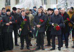 У Черкасах традиційно відзначили День Соборності України