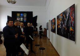 У Черкасах презентували соціально-мистецький проект до третьої річниці Революції Гідності