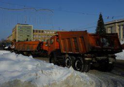 У Черкасах досі не проведено тендер на зимове утримання доріг