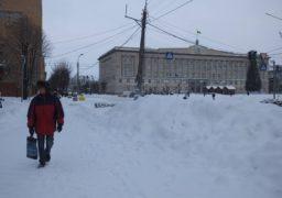 Черкащани про якість прибирання доріг та тротуарів від снігу