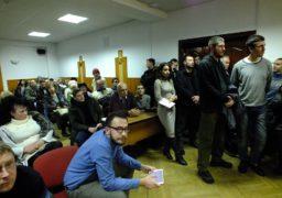 У міськраді відбулись громадські слухання щодо скандальної забудови Соснівки