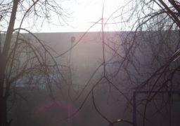 Черкаси занурились у туман