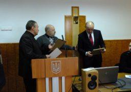 Ветерани-правоохоронці нагородили мера та його заступника