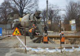 Черкаські водоканалівці завершують оновлення мережі для жителів Митниці
