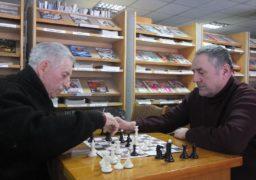 У Черкасах діє шаховий клуб