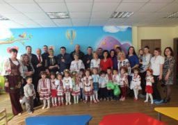 У дитячому садочку №73 відкрили новітню дитячу групу