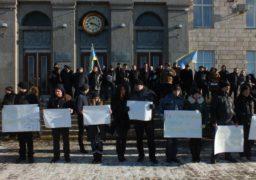 Черкаські підприємці приєднались до всеукраїнської акції протесту