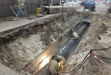 Ремонтні роботи роботи біля Черкаської школи №28 завершено