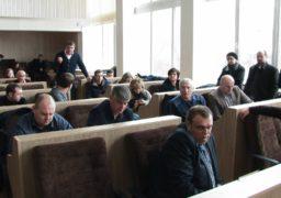 На сесії міськради депутати спробували зняти з посади Олександра Радуцького