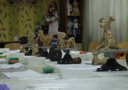 У Черкасах відкрили гончарню для дітей