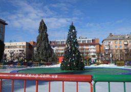 Черкаси досі живуть новорічними святами