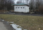 У парку Хіміків будується туалет за 900 тисяч гривень