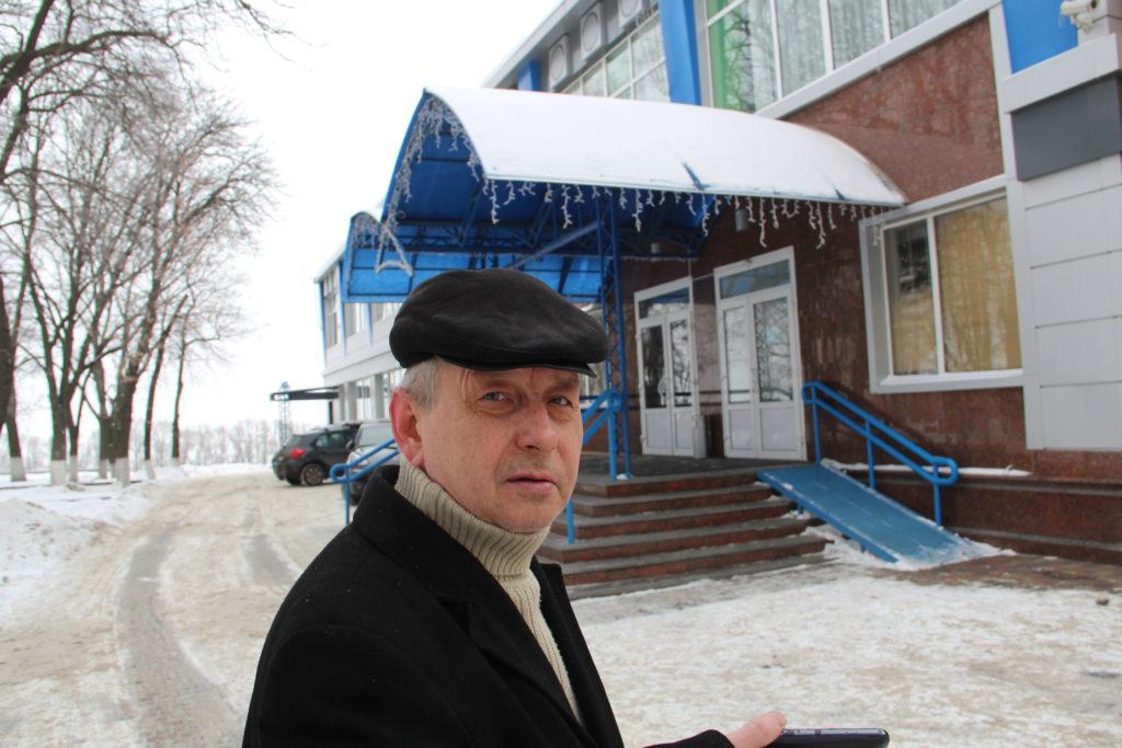 Олег Остапенко, інвалід війни в Афганістані, учасник бойових дій та АТО