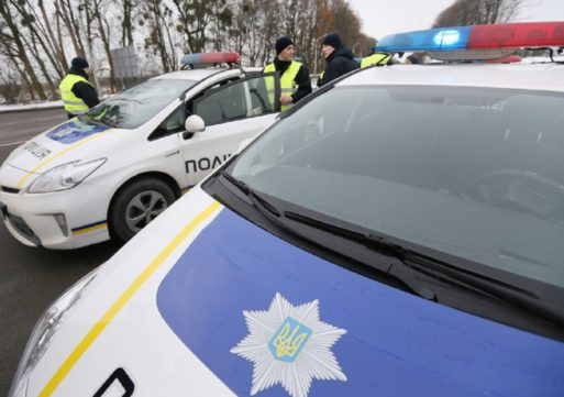 У Черкасах поліцейські влаштували погоню за нетверезим водієм