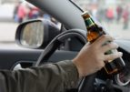 Уночі на дамбі поліція виявила п`яного водія