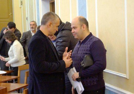 Депутат Михайло Бінусов прокоментував проект рішення щодо відставки Олександра Радуцького